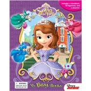Sofia the First Busy Book by , 9782764324028