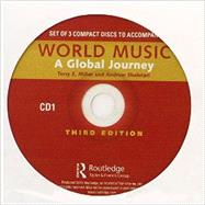 World Music: A Global Journey - Audio CD Only by Miller; Terry, 9780415894029