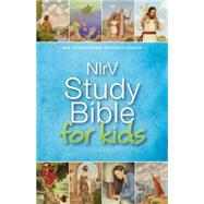 NIrV Study Bible for Kids by Zondervan Publishing House, 9780310744030