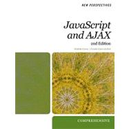 New Perspectives on JavaScript and AJAX, Comprehensive by Carey, Patrick; Canovatchel, Frank, 9781439044032