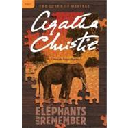 Elephants Can Remember by Christie, Agatha, 9780062074034