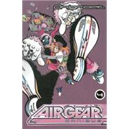 Air Gear Omnibus 4 by OH!GREAT, 9781612624037