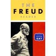 The Freud Reader by GAY,PETER, 9780393314038