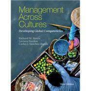 Management Across Cultures by Steers, Richard M.; Nardon, Luciara; Sanchez-Runde, Carlos J., 9781316604038