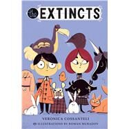 The Extincts by Cossanteli, Veronica; Muradov, Roman, 9781627794039