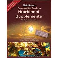 Nutrisearch Comparative Guide to Nutritional Supplements by Macwilliam, Lyle, 9780981284040