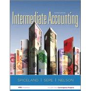 Intermediate Accounting with Annual Report by Spiceland, J. David; Sepe, James; Nelson, Mark, 9780077614041