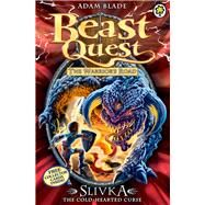 Beast Quest: 75: Slivka the Cold-Hearted Curse by Blade, Adam, 9781408324042