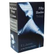 Fifty Shades of Grey Boxed Set : Fifty Shades of Grey; Fifty Shades Darker; Fifty Shades Freed by James, E. L., 9780345804044