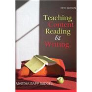 Teaching Content Reading and Writing, 5th Edition 9780470084045N