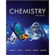 Chemistry, 5th Edition Hardcover + Digital Product License Key Folder with Smartwork5 and Norton Ebook by Bretz, Stacey Lowery; Davies, Geoffrey; Foster, Natalie; Gilbert, Thomas R.; Kirss, Rein V., 9780393614046