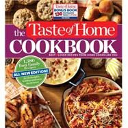 The Taste of Home Cookbook by Taste of Home, 9781617654046