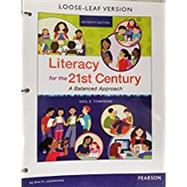LITERACY F/21ST CENT.:BALANCED..TXT(LL) by Unknown, 9780134204048