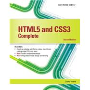 HTML5 and CSS3, Illustrated Complete by Vodnik, Sasha, 9781305394049