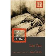 Tao Teh Ching by TZU, LAO, 9781590304051
