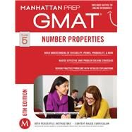 GMAT Number Properties by Unknown, 9781941234051