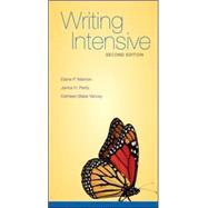 Writing Intensive by Maimon , Elaine; Peritz, Janice; Blake Yancey, Kathleen, 9780073384054