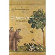 The Highest Poverty by Agamben, Giorgio, 9780804784054