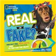Real or Fake? by Krieger, Emily; Cocotos, Tom Nick, 9781426324055