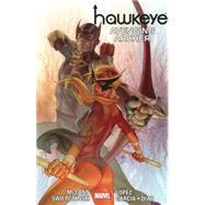 Hawkeye by McCann, Jim; Swierczynski, Duane; Lopez, David; Garcia, Manuel; Luque, Paco Diaz, 9780785194057