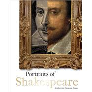 Portraits of Shakespeare by Duncan-Jones, Katherine, 9781851244058