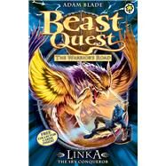 Beast Quest: 76: Linka the Sky Conqueror by Blade, Adam, 9781408324059