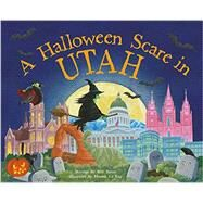 A Halloween Scare in Utah by James, Eric; Le Ray, Marina, 9781492624059