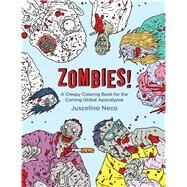 Zombie Coloring Book by Neco, Juscelino, 9781501144059