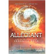 Allegiant by Roth, Veronica, 9780062024060