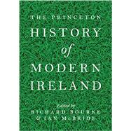 The Princeton History of Modern Ireland by Bourke, Richard; McBride, Ian, 9780691154060