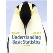 Understanding Basic Statistics by Brase, Charles Henry; Brase, Corrinne Pellillo, 9781305254060