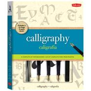 Calligraphy / Caligrafia by Newhall, Arthur; Metcalf, Eugene, 9781600584060