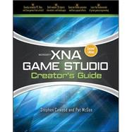 Microsoft XNA Game Studio Creator's Guide, Second Edition by Cawood, Stephen; McGee, Pat, 9780071614061