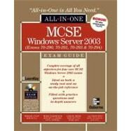 MCSE Windows Server 2003 All-in-One Exam Guide (Exams 70-290, 70-291, 70-293 And 70-294) by Culp, Brian, 9780072224061