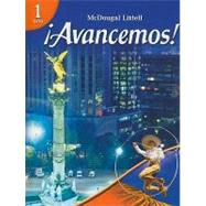 Student Edition, Avancemos: Level 1 by Unknown, 9780618594061