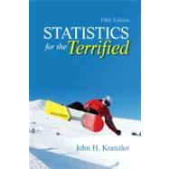 Statistics for the Terrified by Kranzler, John H., Ph.D., 9780205004065