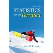 Statistics for the Terrified by Kranzler, John H., Ph.D., 9780205004065