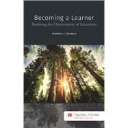 Becoming a Learner by Sanders, 9781533904065