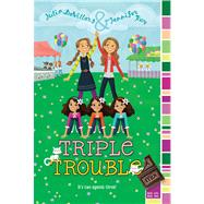 Triple Trouble by DeVillers, Julia; Roy, Jennifer, 9781442434066