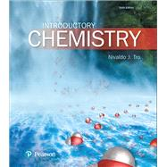 Student Selected Solutions Manual for Introductory Chemistry by Tro, Nivaldo J.; Johll, Matthew, 9780134564067