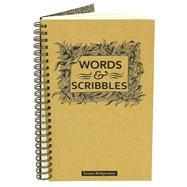Emma Bridgewater Black Scroll Slim Spiral Notebook by Bridgewater, Emma, 9781454924067
