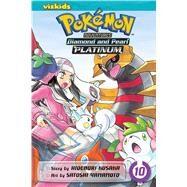 Pokémon Adventures: Diamond and Pearl/Platinum, Vol. 10 by Kusaka, Hidenori; Yamamoto, Satoshi, 9781421554068