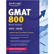 Kaplan GMAT 800 by Kaplan, 9781618654069