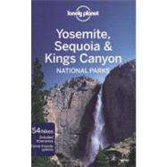 Lonely Planet Yosemite, Sequoia and Kings Canyon National Parks at Biggerbooks.com