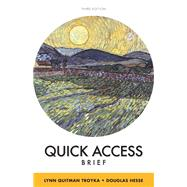 Quick Access Brief by Troyka, Lynn Quitman; Hesse, Doug, 9780321914071