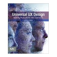 Universal Ux Design by Ferreira, Alberto, 9780128024072