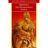 The Nicomachean Ethics by Aristotle; Ross, David; Ackrill, J. L.; Urmson, J. O., 9780192834072