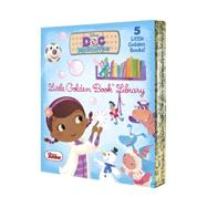Doc Mcstuffins Little Golden Book Library by RH Disney, 9780736434072
