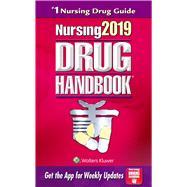 Nursing2019 Drug Handbook by Unknown, 9781496384072