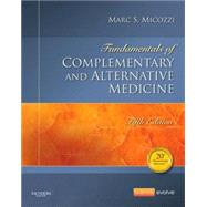 Fundamentals of Complementary and Alternative Medicine by Micozzi, Marc S., 9781455774074